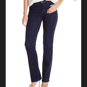NYDJ Marilyn Straight Leg Jeans Like New MSRP$130